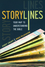 Storylines: Tracing Threads That Run Through the Bible   -              By: Mike Pilavachi, Andy Croft