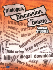 Dialogue, Discussion, and Debate: Social Studies   -