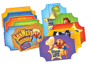 SonWest Roundup: Ultimate Point Pennants - Pkg of 12  -