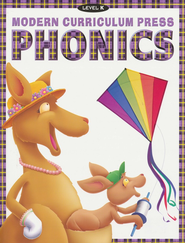 Plaid Phonics K (1998 Edition)   -