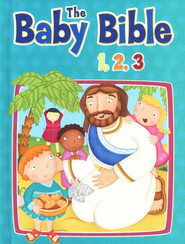 The Baby Bible 1,2, 3  -