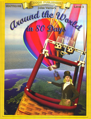 Around the World in 80 Days Workbook edition  -     By: Jules Verne