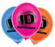 Logo Balloons, pack of 25  -