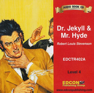Dr Jekyll & Mr. Hyde Audio CD  -