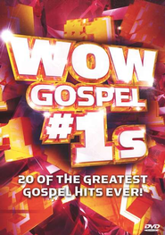 WOW Gospel #1s DVD     -