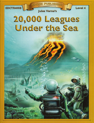 20,000 Leagues Under the Sea Read Along Set  -