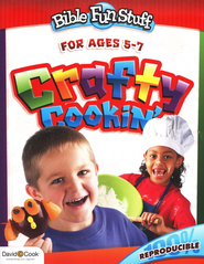 Crafty Cookin'--Ages 5 to 7   -