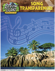 Arrow Island Song Transparency Packet  -