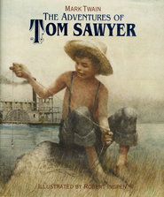 Adventures of Tom Sawyer  -              By: Mark Twain