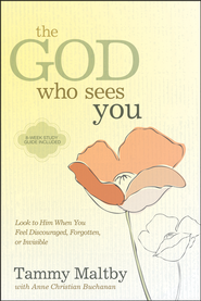 The God Who Sees You: Look to Him When You Feel Discouraged, Forgotten, or Invisible  -              By: Tammy Maltby