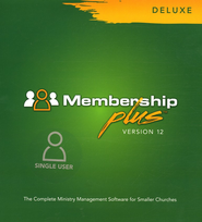 Membership Plus Deluxe Version 12 - Single User  -