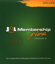 Membership Plus Deluxe Version 12 - Multi-User  -