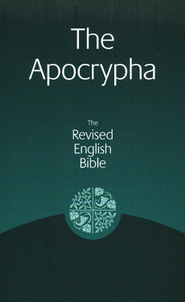 REB Apocrypha, Text Edition, Hardcover  -