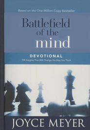 Battlefield of the Mind Daily Devotional  -     By: Joyce Meyer