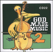 God Made Music, Grade 2, CD 2  -