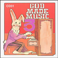 God Made Music, Grade 3, CD 1  -