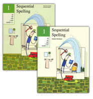 Sequential Spelling Level 1 Teacher Guide & Student Workbook, Revised Edition  -
