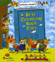 Richard Scarry's Best Counting Book Ever  -              By: Richard Scarry