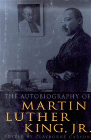 The Autobiography of Martin Luther King, Jr. - eBook  -     Edited By: Clayborne Carson     By: Martin Luther King Jr.