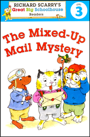 Richard Scarry's Readers: The Mixed-Up Mail Mystery, Level 3  -     By: Richard Scarry