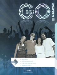 Studio GO! VBS 2009, Teen Magazine   -