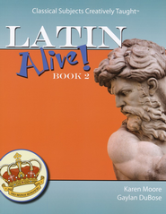 Latin Alive! Book Two, Text   -