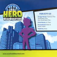 HHQ Publicity CD  -