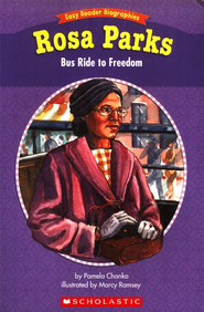 Easy Reader Biographies: Rosa Parks  -     By: Pamela Chanko