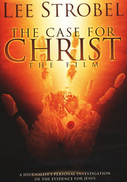 The Case for Christ: The Film, DVD   -     By: Lee Strobel