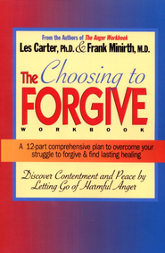 Choosing to Forgive Workbook   -     By: Les Carter