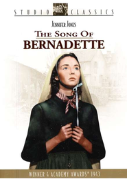 The Song of Bernadette (1943), DVD   -