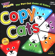 Copy Cats: The Purr-fect Game of Colors   -