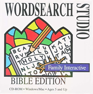 Wordsearch Studio on CD-ROM   -