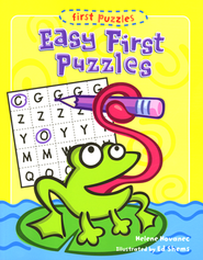 My First Puzzles: Easy First Puzzles  -     By: Helene Hovanec