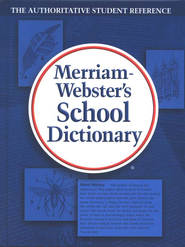 Merriam-Webster's School Dictionary   -