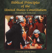 Biblical Principles of the United States, Grades 8-Adult   -     By: Dr. Archie Jones