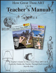 How Great Thou Art I & II, Teacher's Manual   -     By: Barry Stebbing