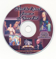 What to Expect from a 12 Year Old Audio CD  -     By: Dr. S.M. Davis