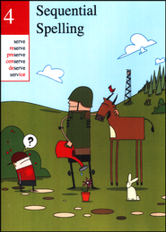 Sequential Spelling 4 DVD-ROM   -              By: Don McCabe