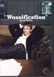 Wussification DVD/CD (DVD Case)  -              By: Brad Stine
