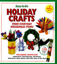 Easy-to-Do Holiday Crafts   -