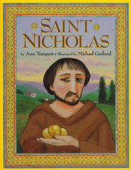 Saint Nicholas  -     By: Ann Tompert