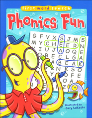 First Word Search: Phonics Fun  -     By: Gary LaCoste