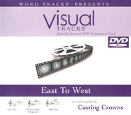 East To West Accompaniment DVD   -     By: Casting Crowns
