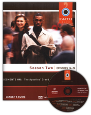 Faith Cafe - Season Two: Episodes 14-26, Leader's Guide with DVD  -