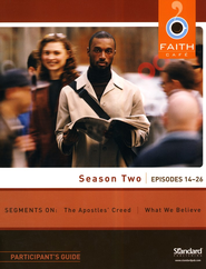 Faith Cafe - Season Two: Episodes 14-26, Participant's Guide  -