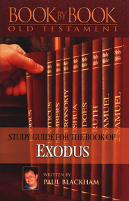 Book by Book: Exodus (Study Guide)   -