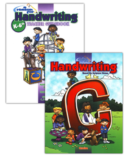 A Reason for Handwriting, Level C: Cursive, Complete Homeschool Set  -