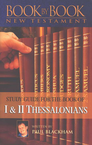 Book by Book: I & II Thessalonians, Study Guide    -