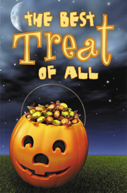 The Best Treat of All Tracts Pack of 25  -